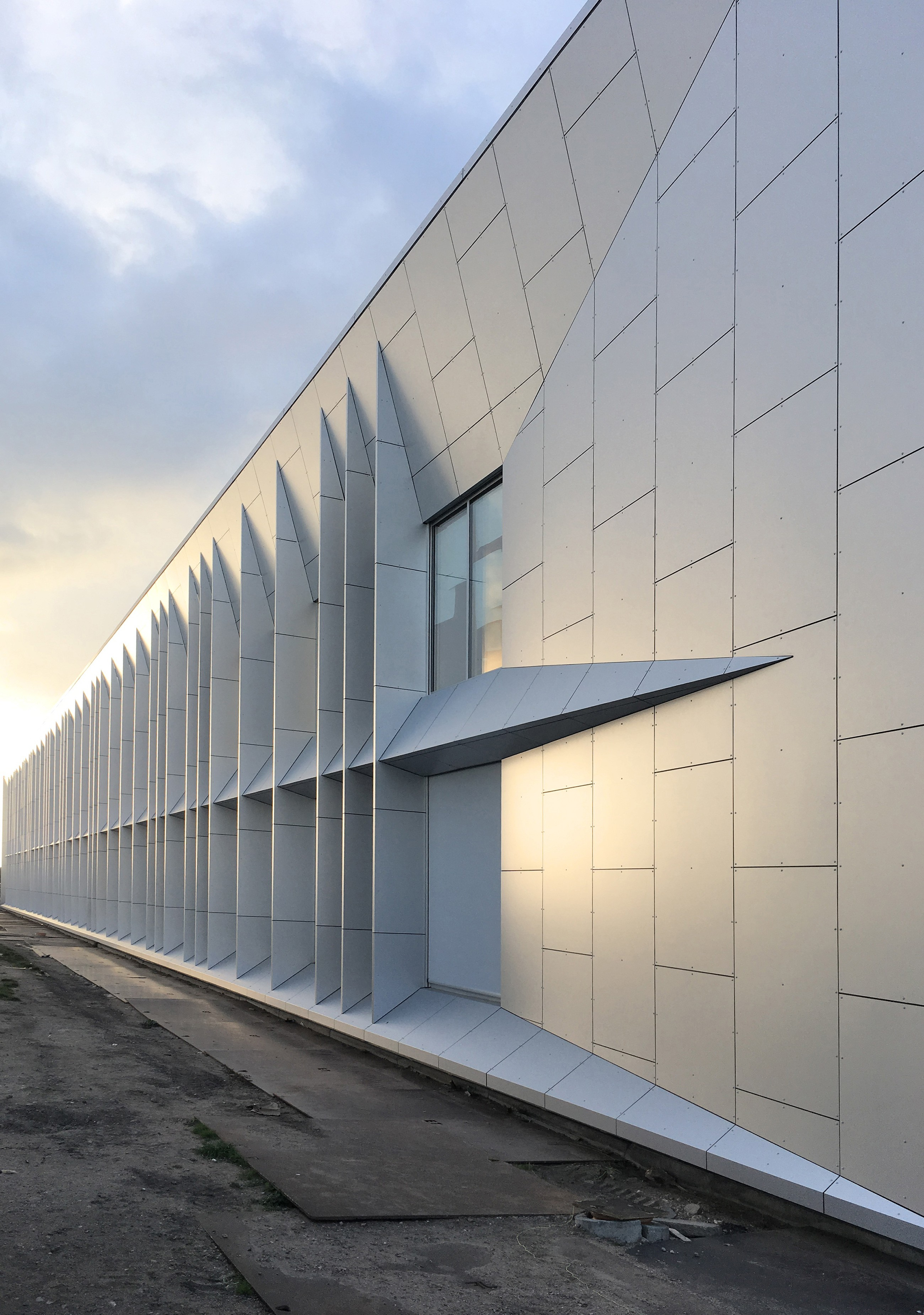 ONV-arkitekter-Odsherred-Rådhus-3 præfab kontorbyggeri kontor office