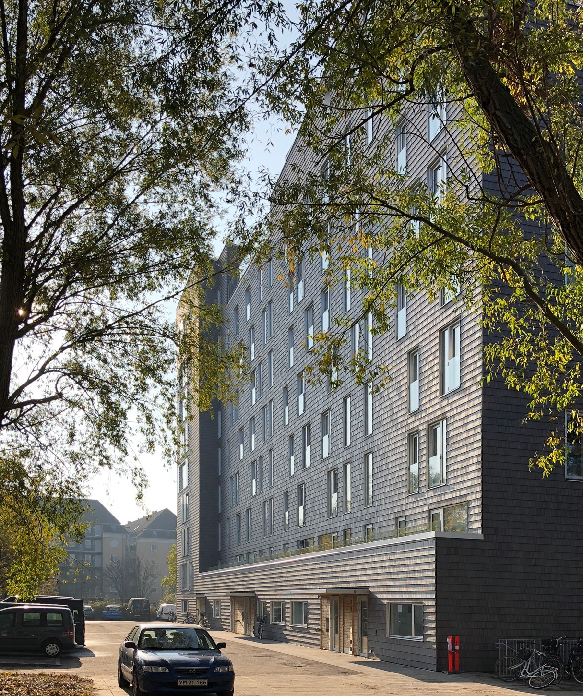 Betty Nansens Alle Frederiksberg - transformering