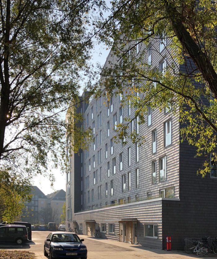Betty Nansens Alle Frederiksberg ONV arkitekter