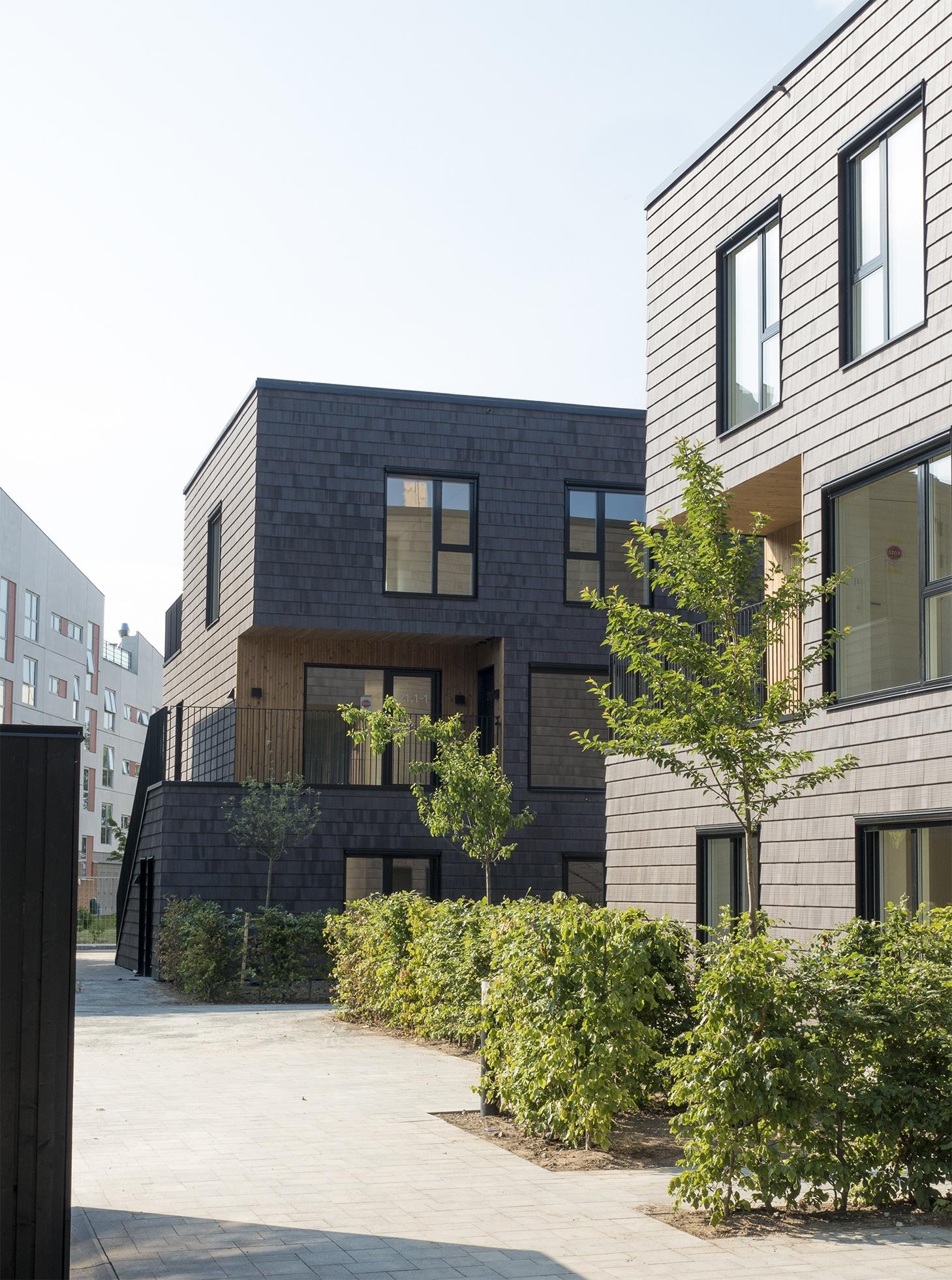 Alberts have almen bolig plus ONV arkitekter Ishøj