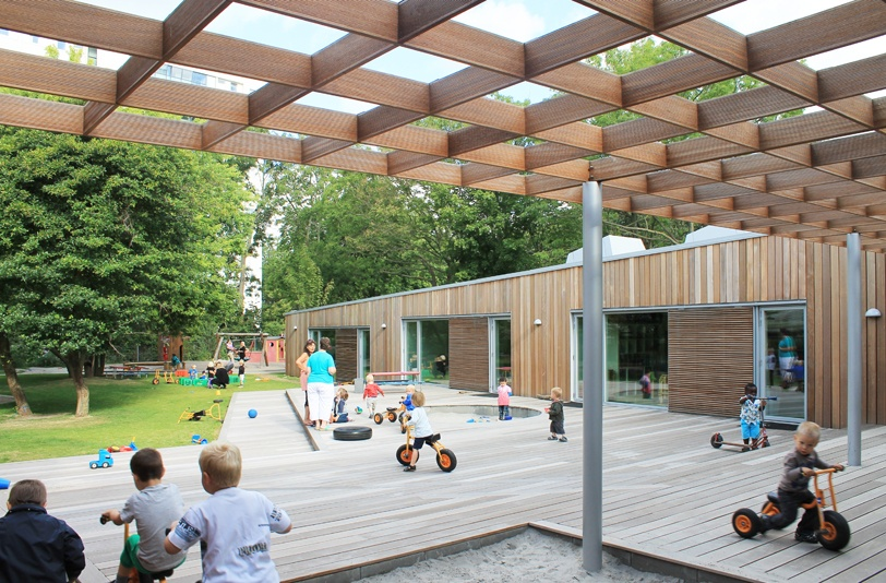 Daginstitution Mælkevejen København af ONV arkitketer 2