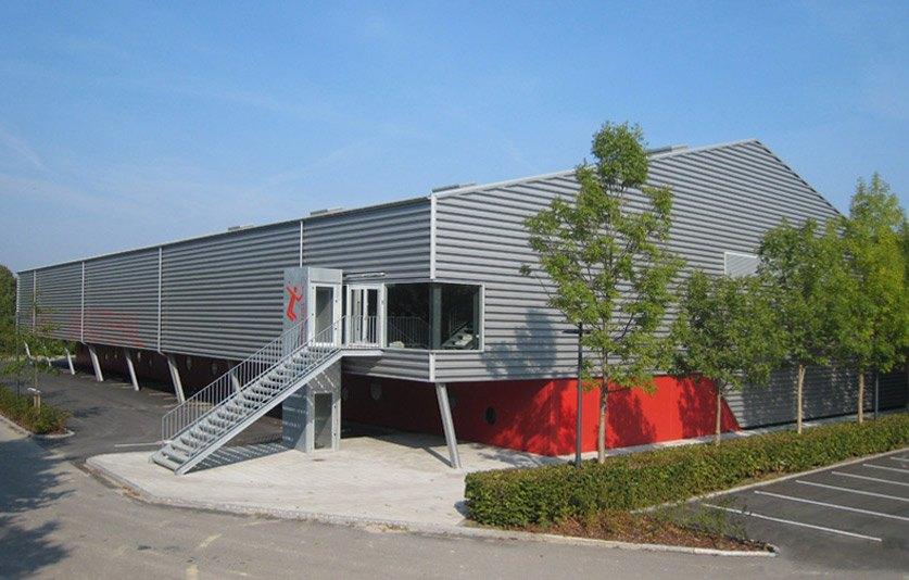 Rødovre skøjtehal ONV arkitekter