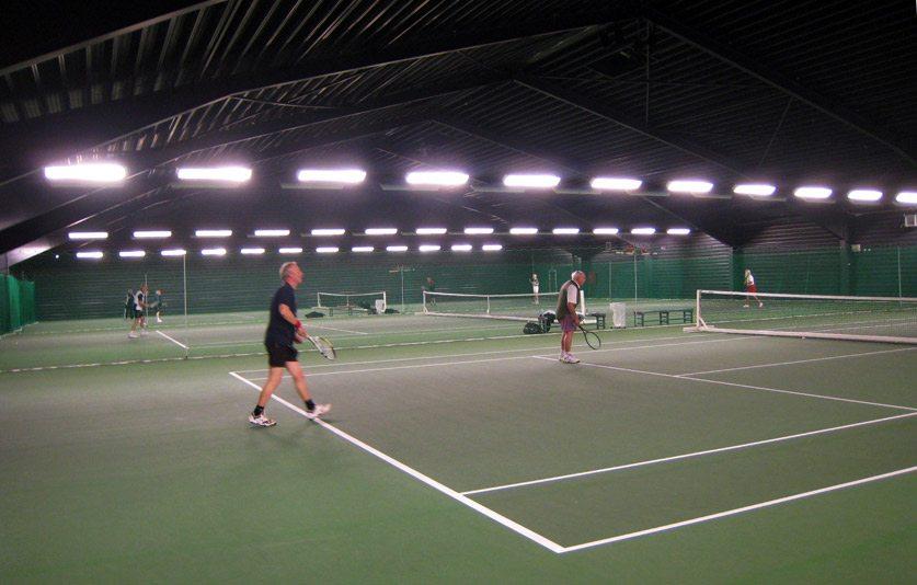 Rødovre tennishal ONV arkitekter