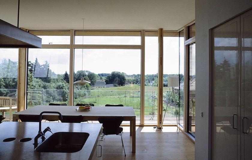 Villa Fairfax ONV arkitekter sommerhus arkitekttegnet prefab architecture 3