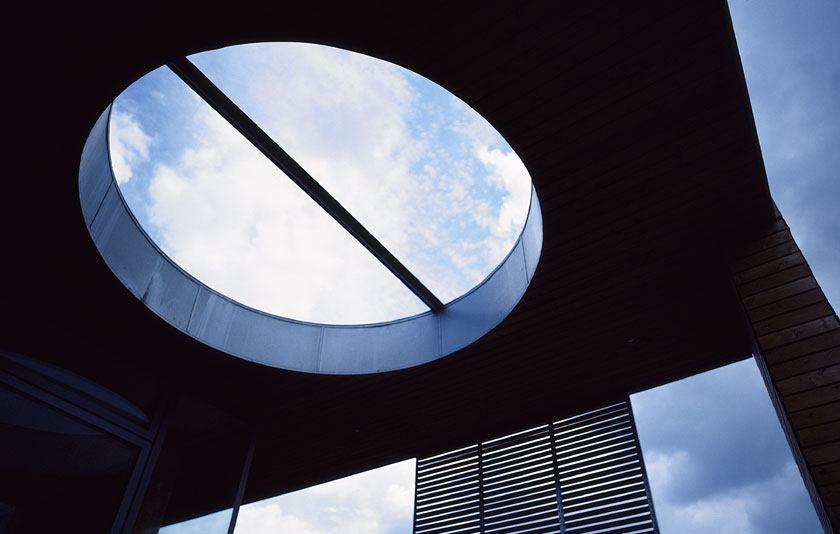 Villa Fairfax ONV arkitekter sommerhus arkitekttegnet prefab architecture 4