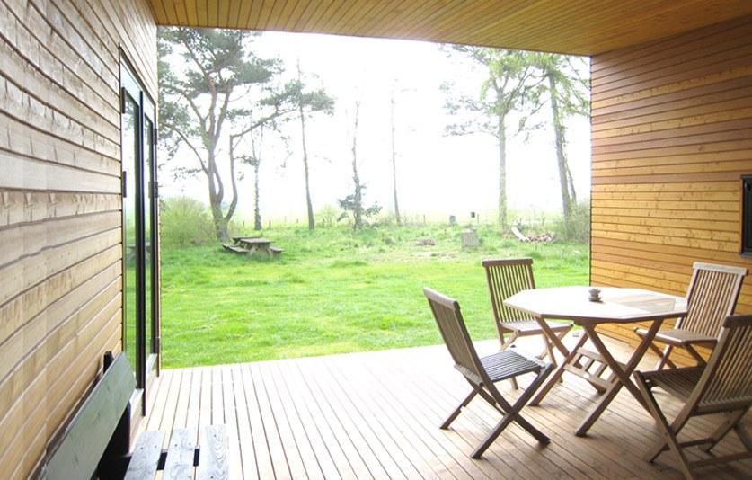 Villa Hilden ONV arkitekter Prefab præfabrikeret arkitekttegnet architecture 03