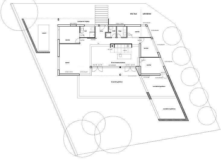 Villa Phønix ONV arkitekter arkitekttegnet transformation 5
