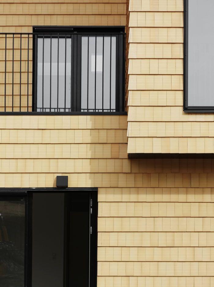 architect prefabricated housing general housing plus arkitekt ONV arkitekter præfabrikeret bolig almen bolig plus koncept præfab bolig Teglmosen Albertslund