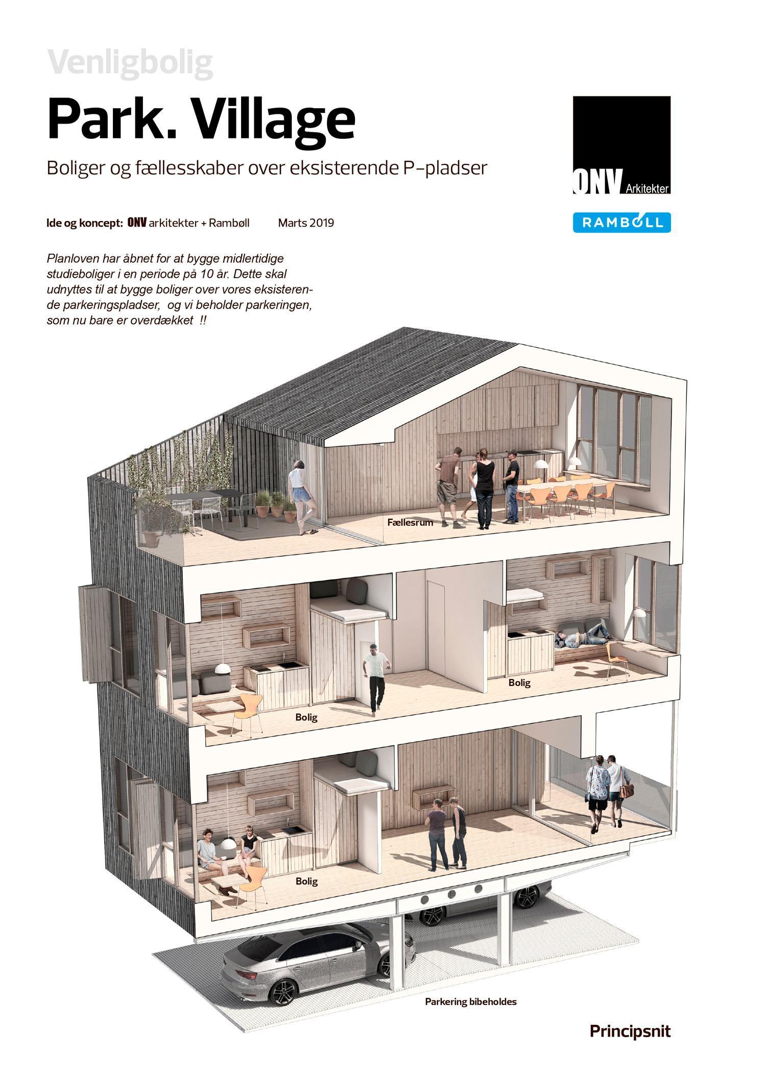 Park.-Village-ONV-arkitekter-ungdomsboliger-over-p-pladser-præfab-boliger-prefab-architecture-01