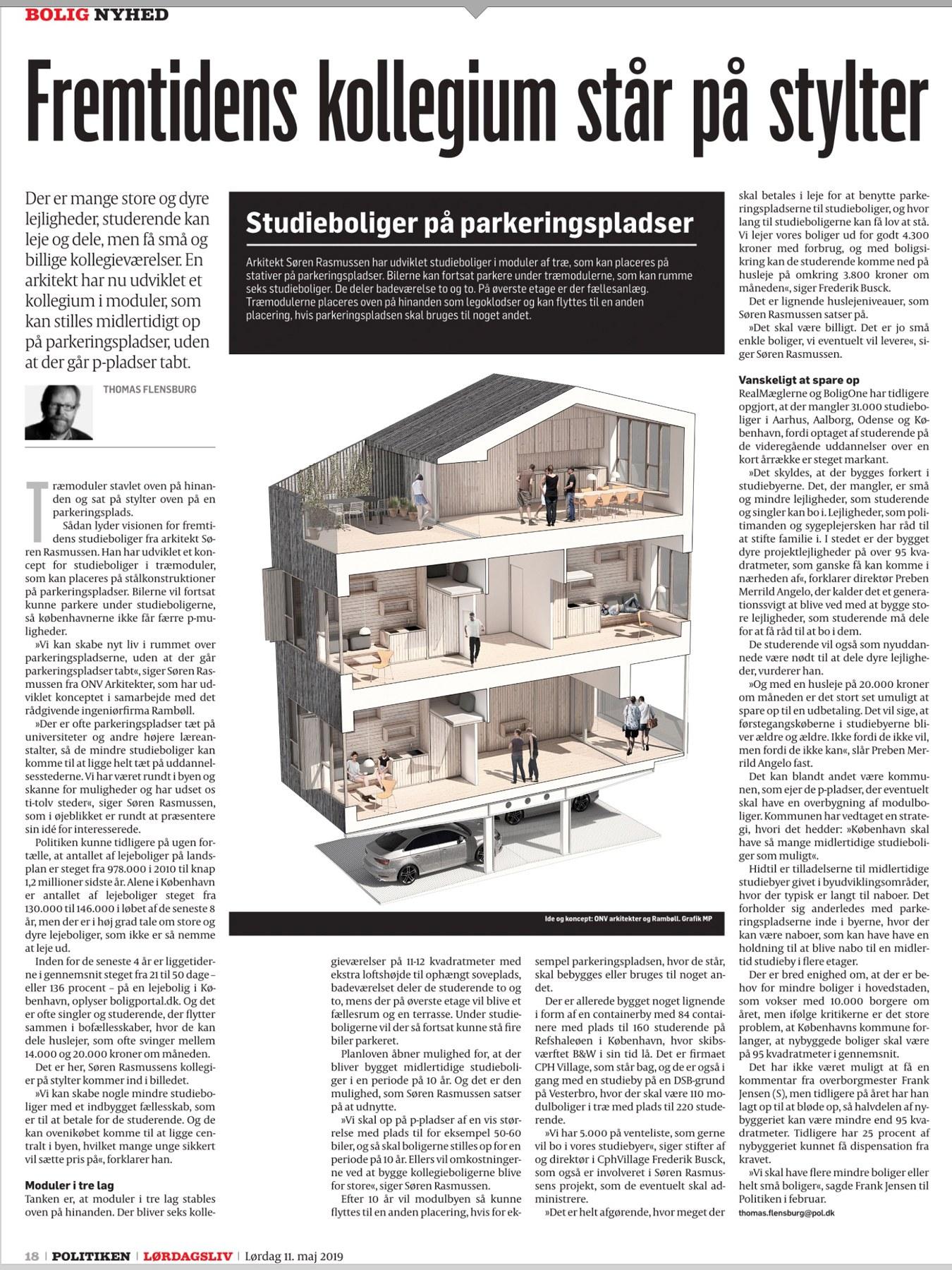 Park-Village-ONV-arkitekter-Rambøll-CPH-Village-Politiken-artikel-Præfab-boliger-Prefab-housing-arkitektur-2
