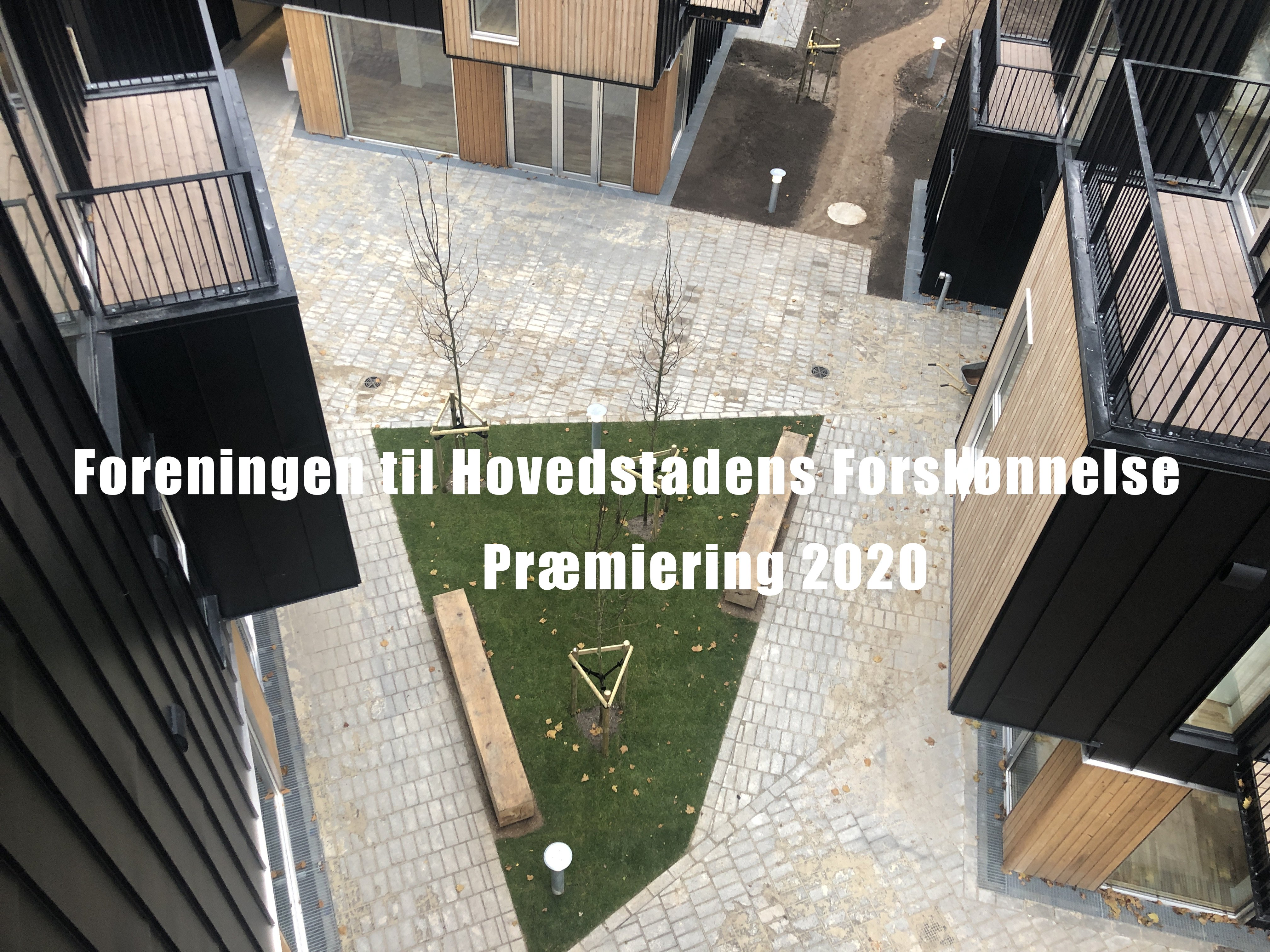 Venligbolig Plus ONV arkitekter Foreningen til Hovedstadens Forskønnelse